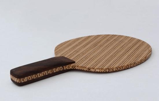 Sandpaper Ping Pong Paddle